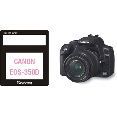 Screen Protector for Canon 350D SP8181