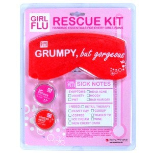 Flu Rescue Kit