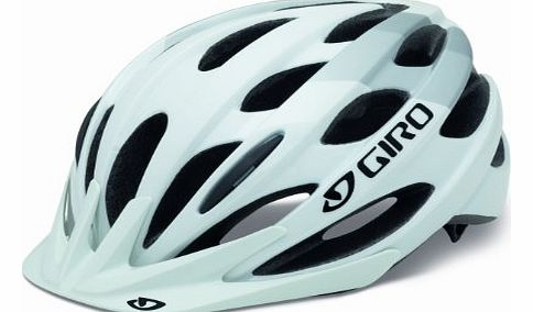 BISHOP HELMET WHITE/SILVER L 59-63CM