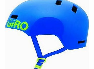 Section BMX helmet blue Head circumference 59-63 cm 2014 BMX helmet full face