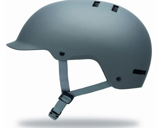 Surface Helmet - Matte Titanium, Large