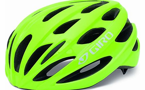 Trinity Lid - Highlight Yellow, 54-61cm