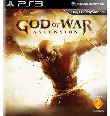 of War - Ascension - PS3 Pre-order Game