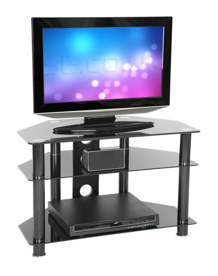 Gokeda Classic 800 Black TV Stand `Classic 800 - review, compare ...