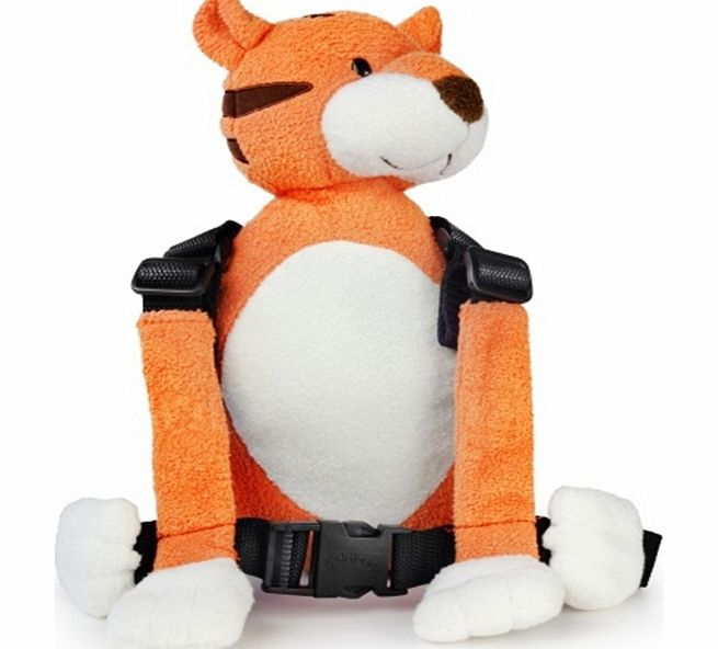 2 in 1 Harness Buddy Tiger