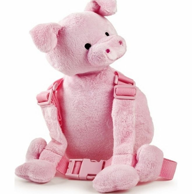 2 in 1 Harness Buddy Pig
