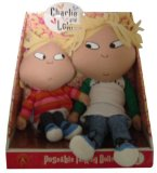 Charlie and Lola: Poseable Talking Dolls