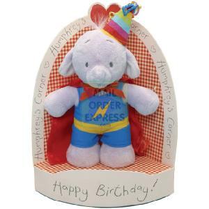 Humphreys Corner Happy Birthday Boy 14cm Soft Toy