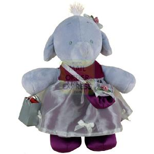 Humphreys Corner Happy Birthday Girl Large 22cm Soft Toy