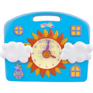 Golden Bear Tikkabilla Activity Clock Play