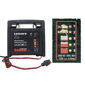 Golf Online Selmar Automatic Battery Charger (4amp)