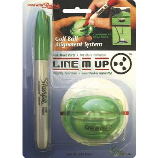 LINE M UP BALL MARKING SYSTEM