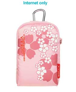 golla Crystal Camera Case - Pink