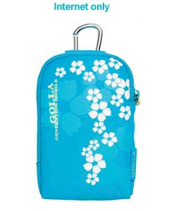 golla Field Camera Case - Turquoise