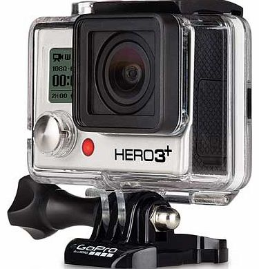 GoPro Hero 3  Sports Action Camera - Black Edition