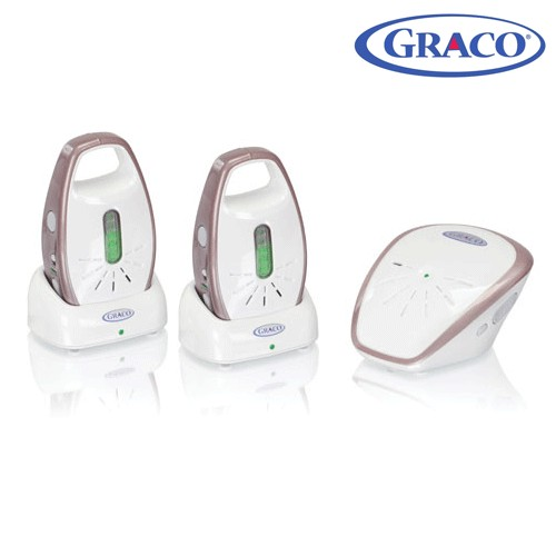 Graco imonitor Digital Audio Twin Baby Monitor