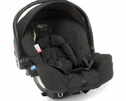 Logico S Hp Uk Black   Car Seat