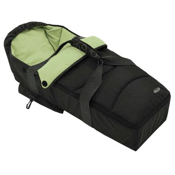Soft Carrycot in Lemongrass