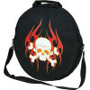 Cymbal Bag - Burning Skull