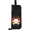 Stick Bag - Burning Skull