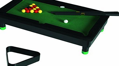 Novelty Mini Table Top Pool - Boy, Boys, Child, Kids Best, Top, Most Popular Present, Gift - Toys, Games For Christmas, Xmas or Birthdays - Suitable Age 3+