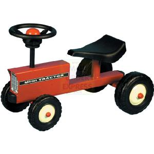 Great Gizmos Tractor Red