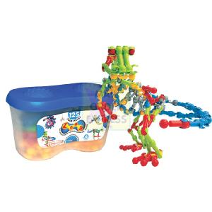 Great Gizmos Zoobs 125 Pieces