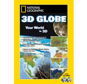 National Geographic - 3D Globe