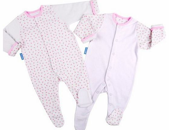 Gro Company Gro Suit Twin Pack 3-6 Months Hetty 2014