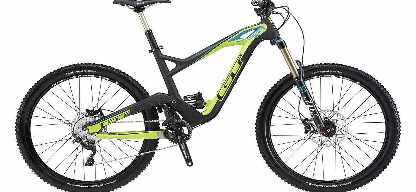 Force X Carbon Expert 27.5 (650b) 2015 Full