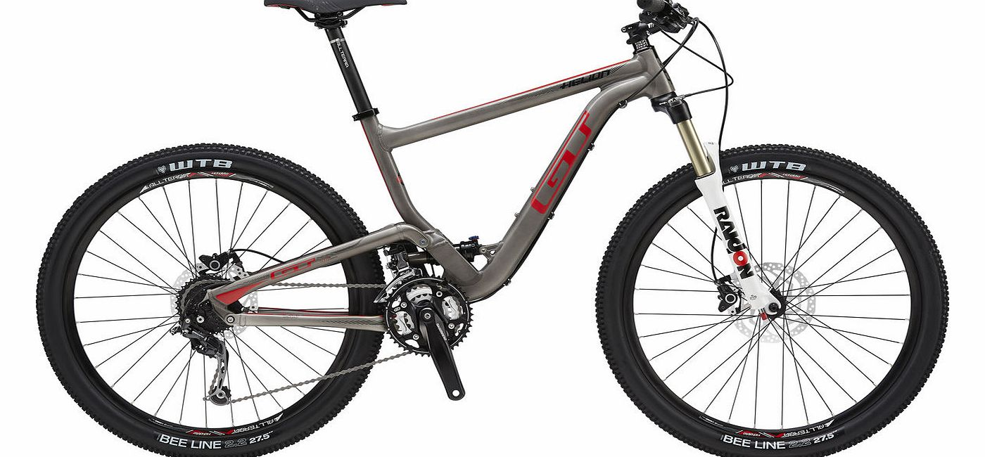 Helion Comp 2015 Full Suspension Mountain