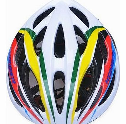 Childrens Adults Road bike skates road racking cycling helmet (mixed)