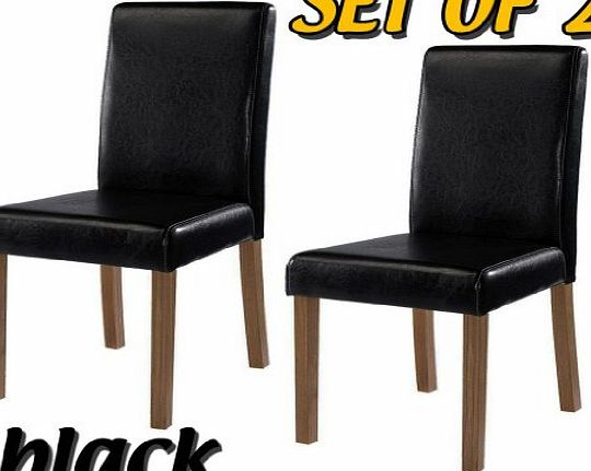 Compare prices of leather dining chair read leather for High back leather dining room chairs