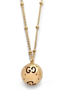Icon Bold 18ct Gold Boule Necklace