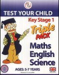 Guildhall SATS KS1 Test Your Child Triple Pack