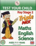 Guildhall SATS KS2 Test Your Child Triple Pack