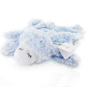 Baby Boy Blue Winky Cozy Comforter Mini