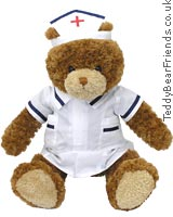 Teddy Bear Nurse