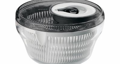 Guzzini Latina Salad Spinner Grey ``Latina Salad