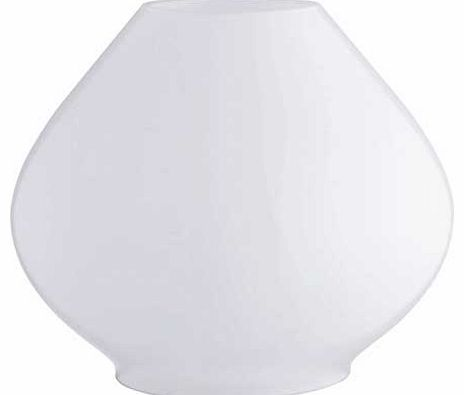 Sophie White Glass Table Lamp