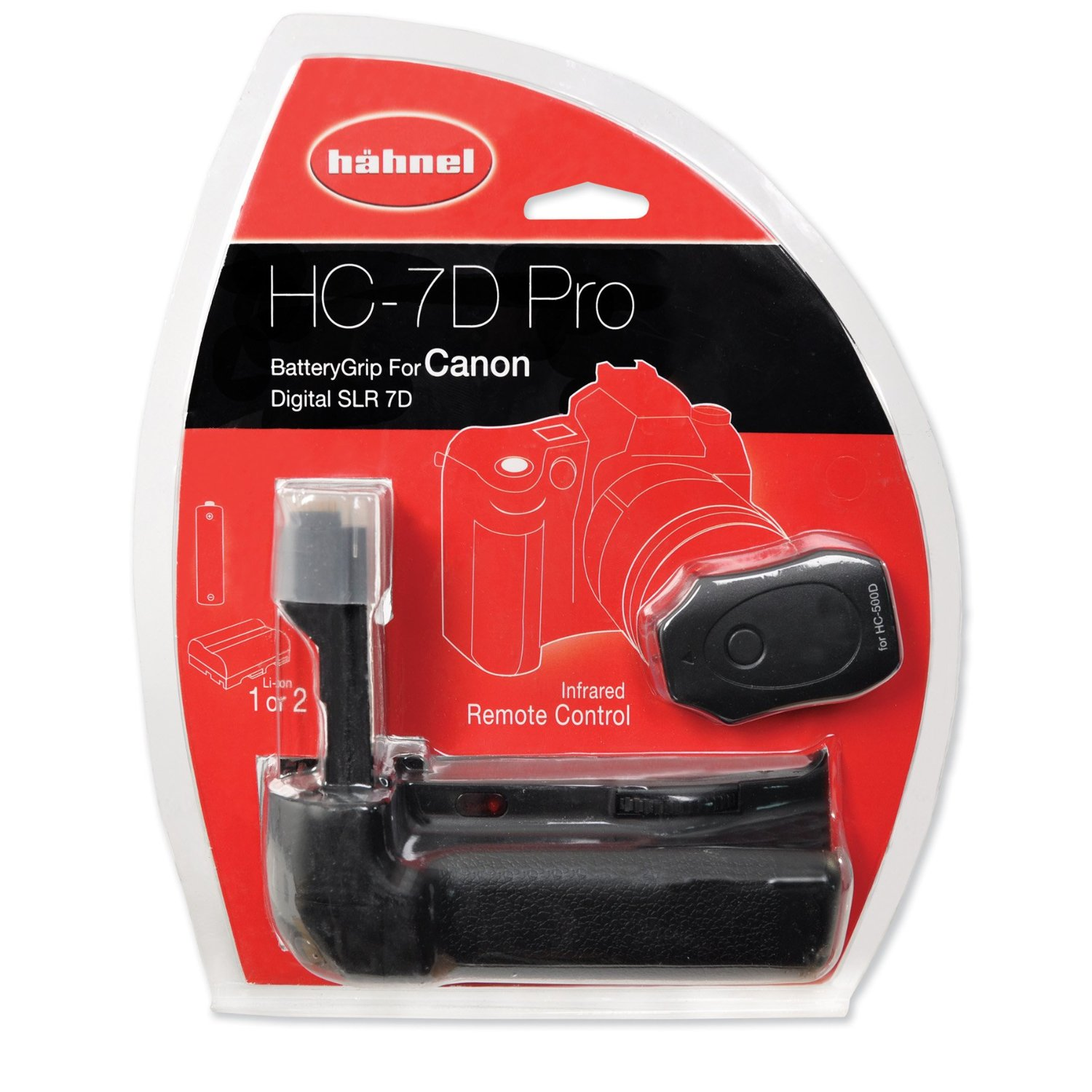 HC-7D Pro SLR Battery Grip - for Canon 7D