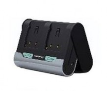 Hahnel Twin V Pro C Battery Charger for EOS 450D, 20D, 30D, 350D, 5D