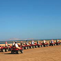 Spring Tours Hurghada Half Day Quad Bike Safari