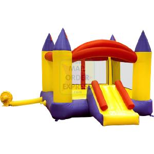 Halsall Airflow Bouncy Castle and Slide