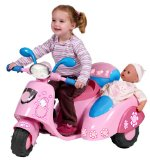 Baby Annabel Motorbike and Sidecar