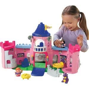 HALSALL - MATTEL Fisher Price Little People Princess Palace