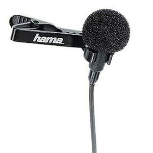 Clip-On Lavalier Microphone