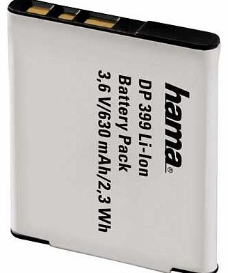 DP 399 Li-Ion Battery for Sony NP-BN1