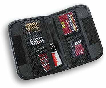 HAMA Memory Card Case Wallet ~ 47152/49857