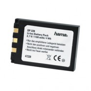Olympus LI-10B Digital Camera Battery - Hama
